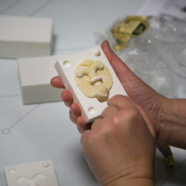 MARZIPAN CHESS FIGURE MANUFACTURING WITH THE HELP OF 3D TECHNOLOGIES