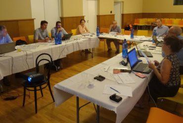 Dunai Limes UNESCO Világörökségi Helyszíni Nevezése workshop megbeszélés