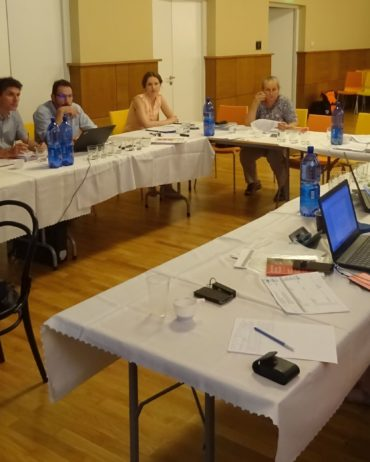 Danube Limes UNESCO World Heritage Site Nomination workshop meeting